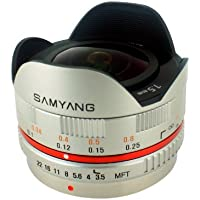 Samyang SY75MFT-S  7.5mm f/3.5 Lens for Micro Four Thirds