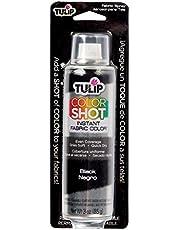 Tulip ColorShot Instant Fabric Color 3 oz, Black