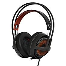 SteelSeries Siberia 350 Gaming Headset, Black