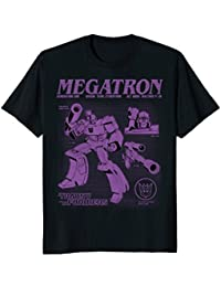 Transformer Megatron Blueprint T-Shirt
