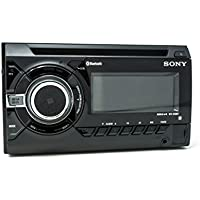 Sony WX850BT Variable Color, BT, NFC, Song Pal, USB, 3 PRE 2V, EQ10, 2 Mega Bass Receiver (WX900BT minus SXM)