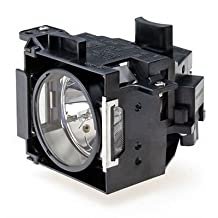 CTLAMP Elplp30 V13h010l30 Replacement Projector amp w/Housing for Epson EMP-61,EMP-61P,EMP-81,EMP-81P,EMP-821 Projector