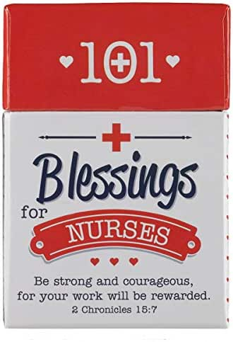 101 Blessings for Nurses Cards - A Box of Blessings