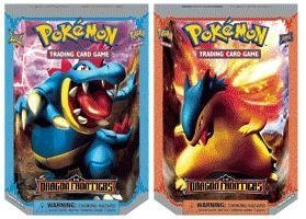 Ex Dragon Frontiers Theme Deck - Pokemon EX Dragon Frontiers Set of 2 Theme Decks [Toy]
