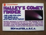 img - for Halley's Comet Finder: Find and Follow The Once-in-A-Lifetime Spectacle book / textbook / text book