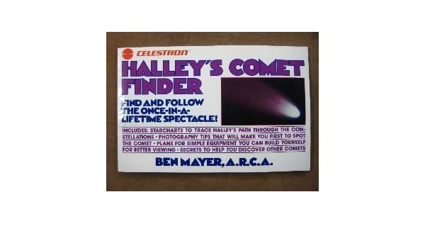 Halley's Comet Finder: Find and Follow The Once-in-A-Lifetime