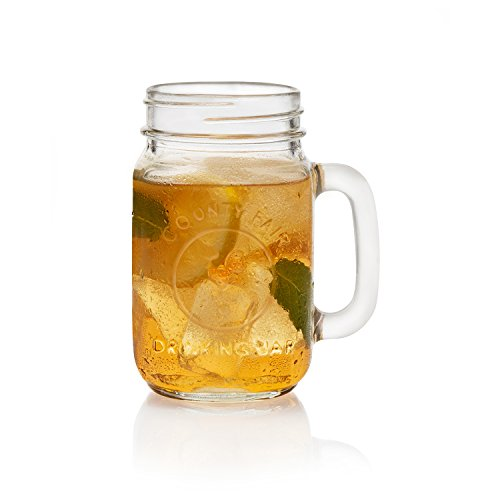 jar drinking glasses - 3