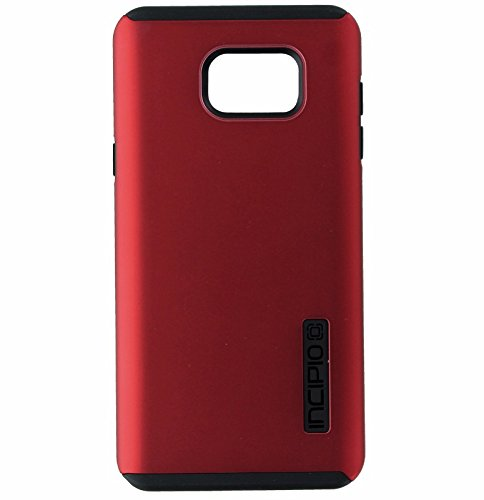 outlet store 8cb27 49e76 Incipio Dualpro Dual Layer Protection Cell Phone Case Cover - Samsung  Galaxy Note 5 - Red/Black