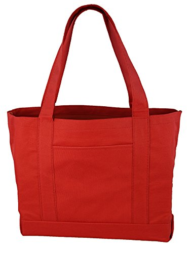 Daily Tote (Red)