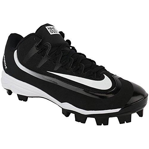 Nike Huarache 2kfilth Pro Lav 822957-010 Menns Baseball Cleats 9.5