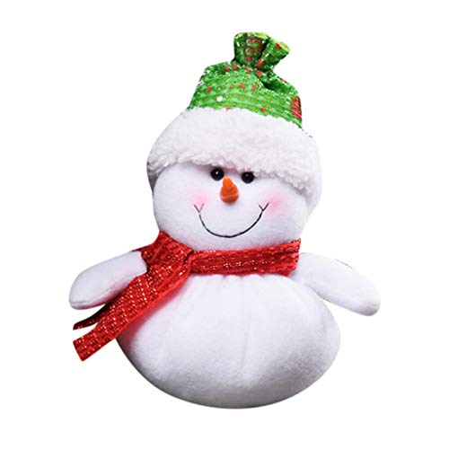 iLOOSKR Holiday Christmas Fashion Decorations Various Styles Christmas Tree Small Pendant (Tree Lowes Christmas Slim)