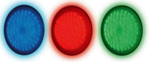 Lampada a Led Multicolore SeaMaid per Piscine Fuoriterra con telecomando