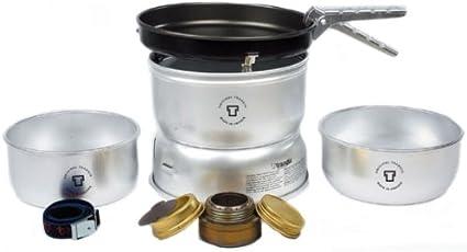 Trangia 25-1 Cooker Ultralight 25 Series 3-4 person Aluminium Stove /& Cook Set