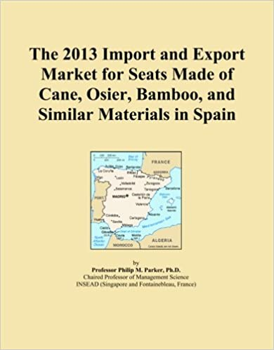 The 2013 Import and Export Market for Seats Made of Cane, Osier, Bamboo, and Similar Materials in Spain