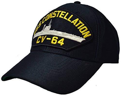 (USS Constellation CV-64 Cap )