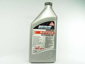 Quicksilver Premium 2 tiempos Fueraborda Aceite Del Motor
