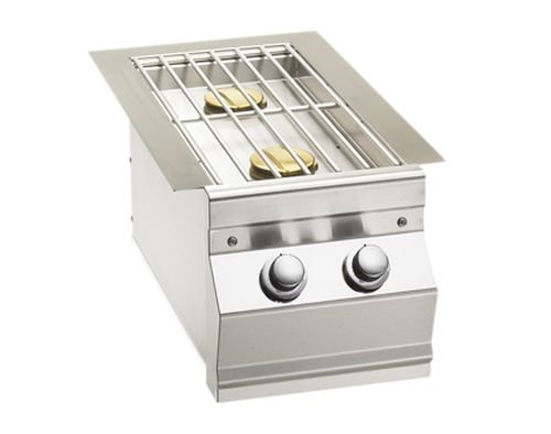 Double Side burner Stainless Steel - LP by Fire Magic Grills
