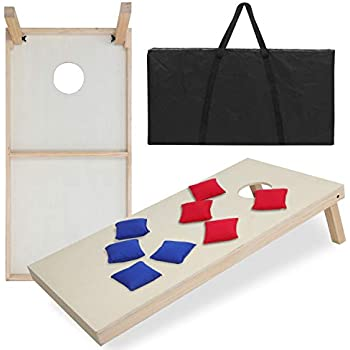 Amazon Com Gosports American Flag Cornhole Bean Bag Toss
