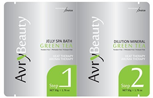 ry Beauty (Green Tea), Jelly Pedi (Green Tea Soak)