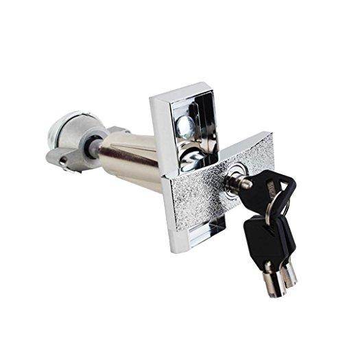 (Baoblaze Snack Soda Pop Food Coffee Vending Machines Lock T Handle Lock with 3pcs Keys)