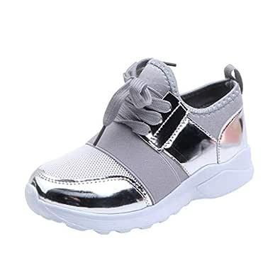 Walaka - Zapatillas de Running para niños de 7 a 12 años ...