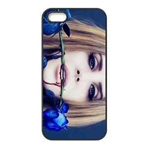 Customiz American Famous Singer Lana Del Rey Back Case for iphone 5 5S JN5S-2482