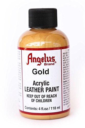 Angelus Acrylic Paint Oz Gold