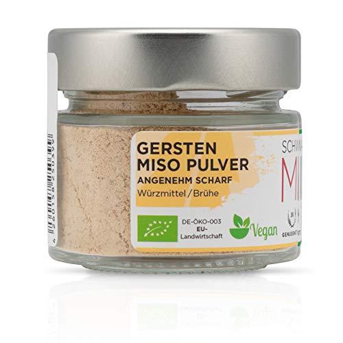 Schwarzwald Miso - Gersten Miso Pulver 30 g / BIO DE-ÖKO 003