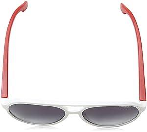 Carrera Kids Carrerino 22/S Sunglasses, White/Dark Gray Gradient, OS
