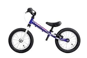 "TooToo 12"" Balance Bike by Yedoo Age 2-5 (Violet)"