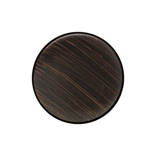 PF WaterWorks DecoDRAIN Grid Strainer Drain for Bathroom Vanity/Lavatory/Vessel/Sink, Plated ABS Body No Overflow; Oil Rubbed Bronze; PF0727-ORB by PF WaterWorks (Image #1)