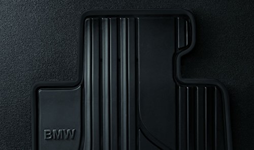 BMW 51472311024 All-Weather Floor Mats (Set of 2 Front ()