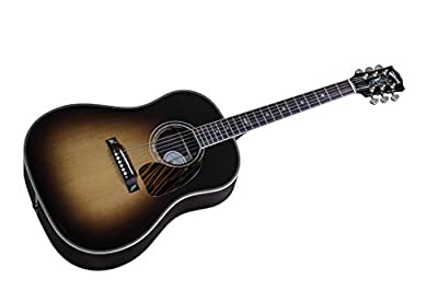 2016 Gibson Acoustic J-45 Custom Rosewood Acoustic-Electric Guitar, Vintage Sunburst Finish