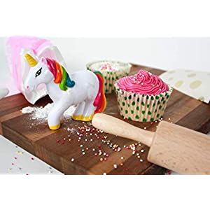 Spinning Hat Unicorn Sprinkles Sugar Shaker