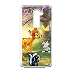 Disney lovely animals Cell Phone Case for LG G2