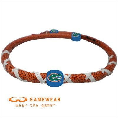 Necklace Classic Football Spiral - NCAA Florida Gators Classic Spiral Football Necklace