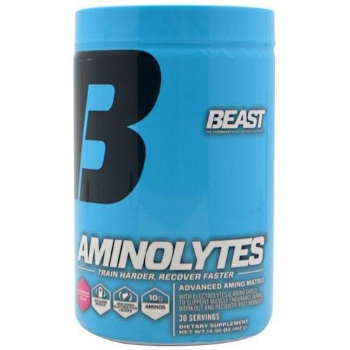 Beast Sports Nutrition Beast Sports Nutrition Aminolytes, Watermelon, 30 Servings