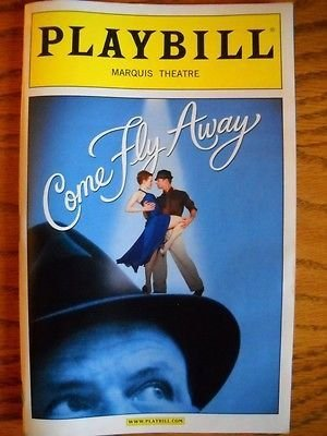 brand-new-color-playbill-from-come-fly-away-starring-john-selya-matthew-stockwell-dibble-holley-farm