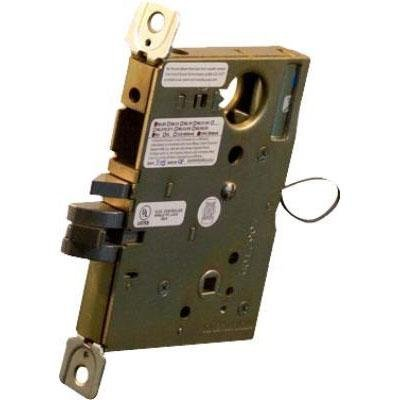 ACSI L9080LEU-RX-24V Electrified Schlage Mortise Lock Case w/ Request To Exit Fail Secure (24 VAC/DC by Architectural Control Systems Inc