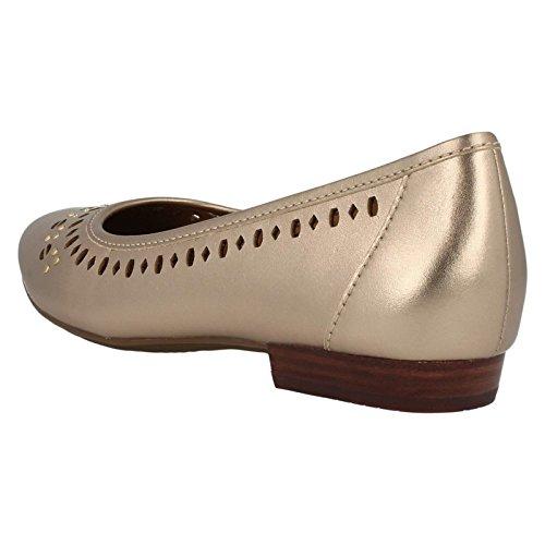 E 38 Gold UK Hot Clarks Henderson 5 Leather EU wRfq1C4xn