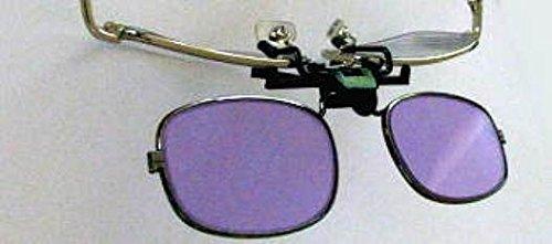 b4e57da771 Devardi Glass Didymium Clip-On Flip-up Safety Glasses for - Import It All
