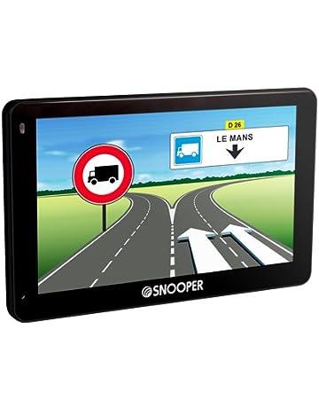 Snooper PL 5200 Truckmate - Navegador GPS (16:9) [Importado de Francia
