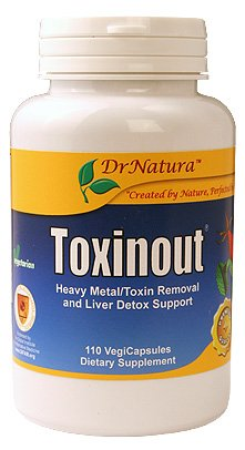 Toxinout - Heavy Metal/Toxin Removal Support