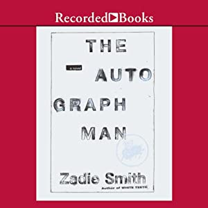 The Autograph Man Audiobook