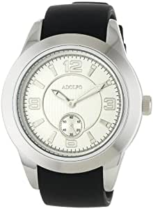 ADOLFO Men's 31007C Second Sub Zone Large Face Watch