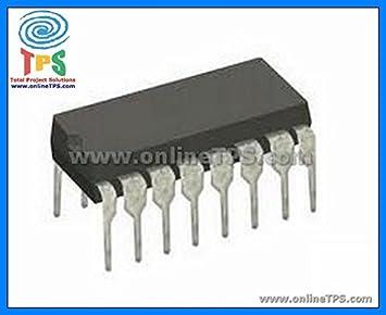 CD4017 Decade Counter CMOS Digital Counter IC Free IC