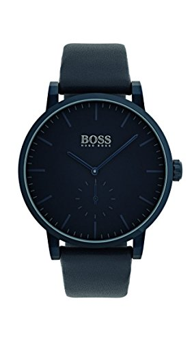 Hugo Boss 1513502 Blue 42mm Stainless Steel Essence Men's Watch