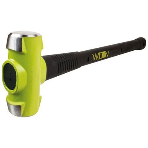 Wilton 21030 10 lb. BASH Sledge Hammer with 30-in Unbreakable Handle by Wilton