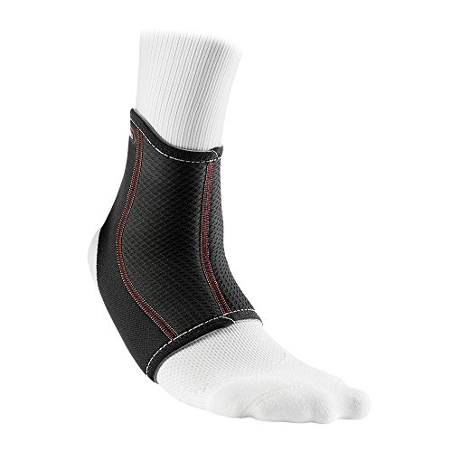 McDavid Neoprene 431 Ankle Sleeve, Black, Medium