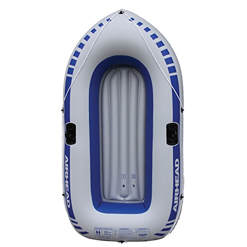 Airhead Inflatable Boat, 2 person by Airhead